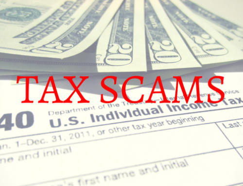 End of Year Tax Threats and Scams